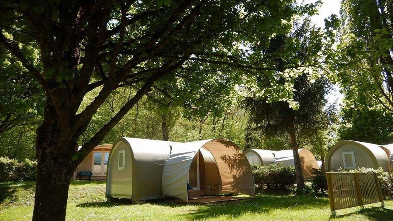 Découvrez le camping du Lac de Panthier à Vandenesse-en-Auxois