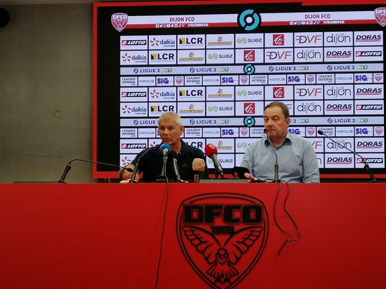 DFCO, Patrice Garande : « Dijon est un beau club, c'est le challenge »