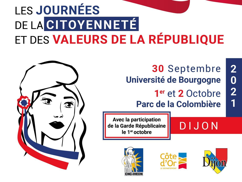 Début des journées de la citoyenneté et des valeurs de la République ce jeudi