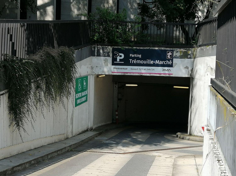 Le parking Trémouille-Marché va-t-il fermer ?