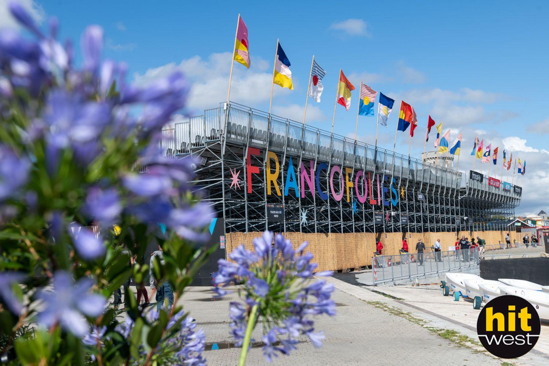 Un beau soleil ce samedi 10 juillet pour le coup d'envoi des Francofolies de la Rochelle