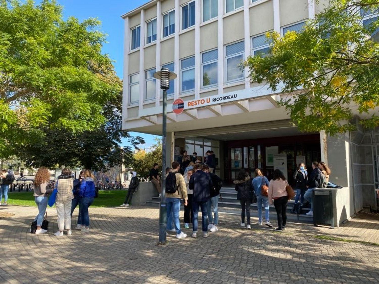 Restaurant Universitaire de Nantes