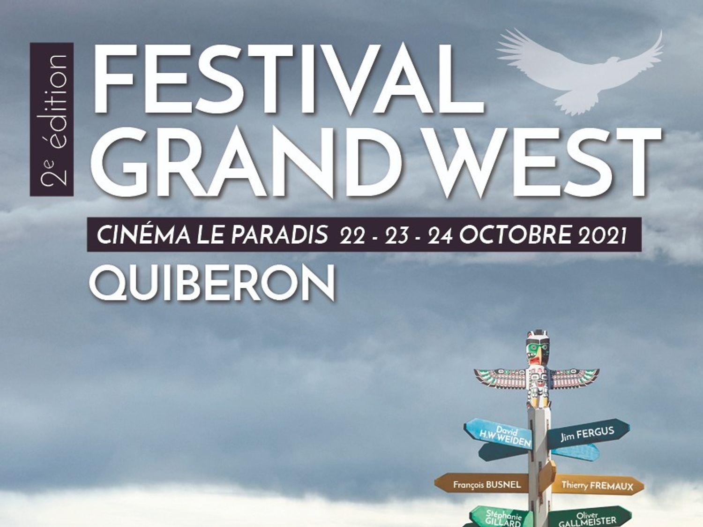 Festival Grand West à Quiberon du 22 au 24 Octobre