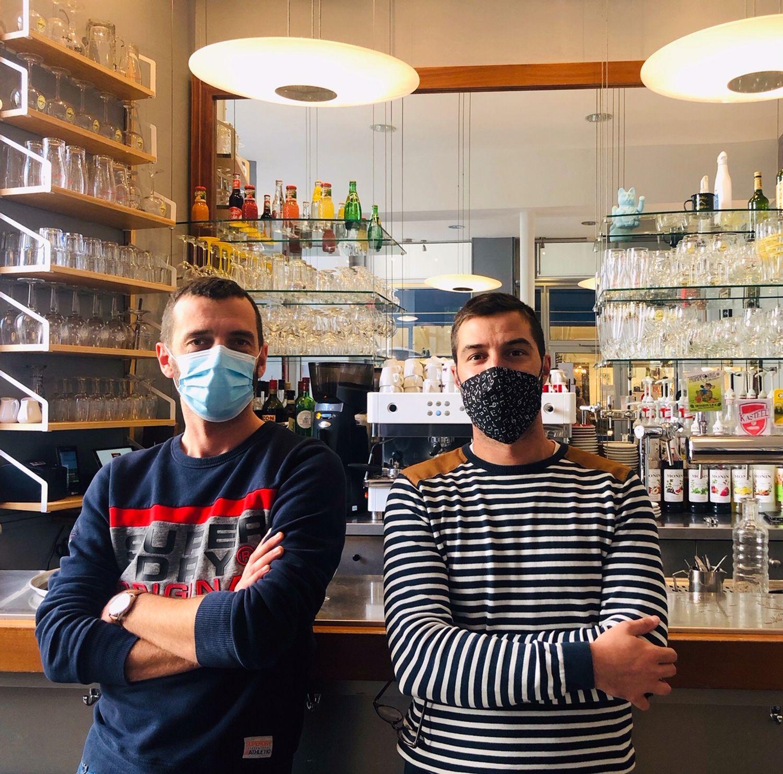 Anthony Labussière et Rémi Boulanger, co-fondateurs de Téodym