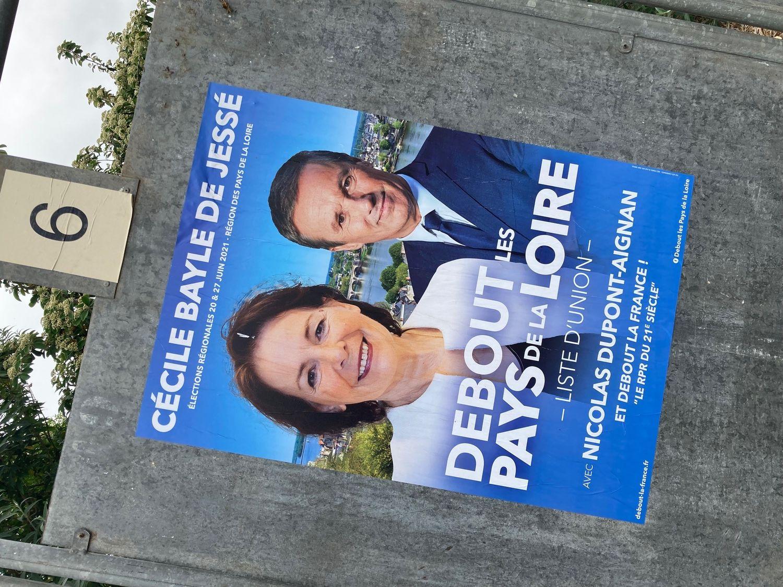Régionales - Debout la France