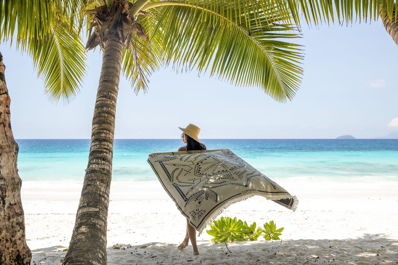 Drap de plage Cottesea