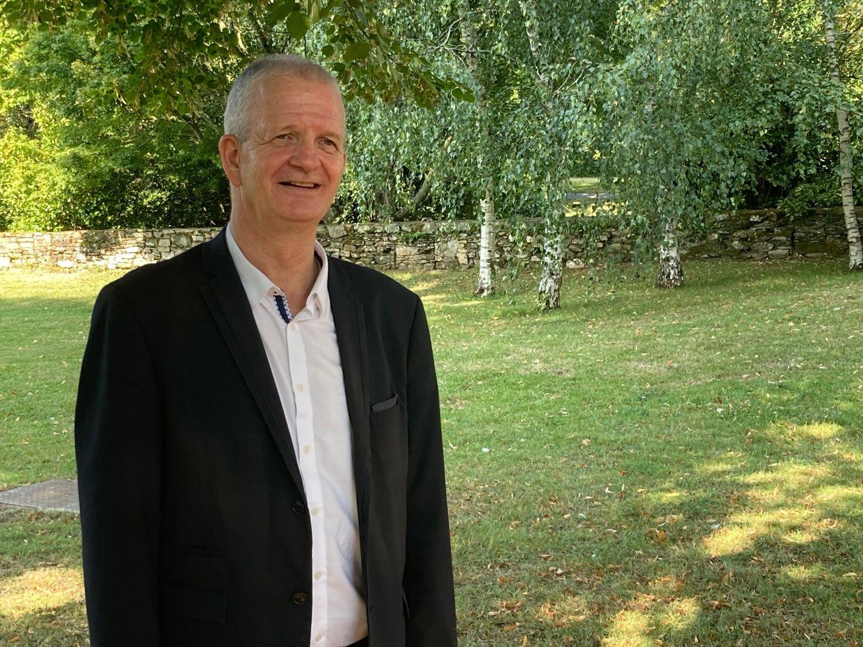 Frédéric Delemazure directeur diocésain
