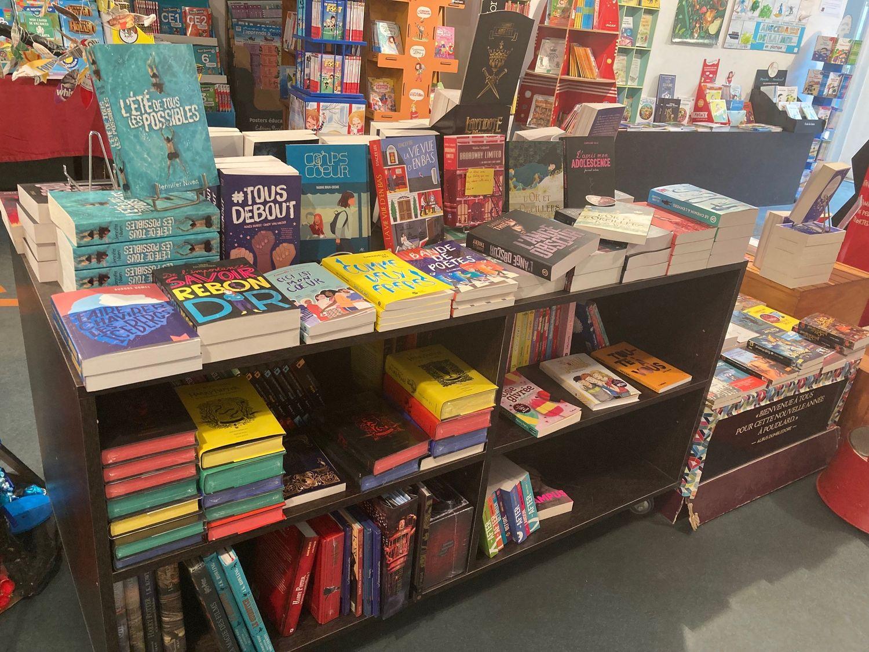 Librairie de Dinan Le Grenier