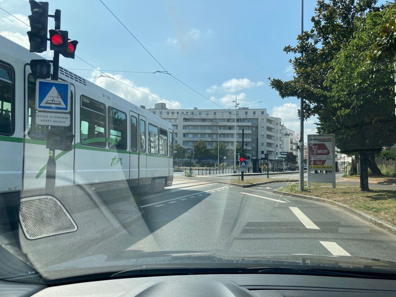 Nantes, en voiture