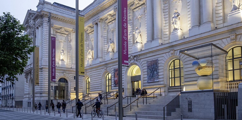 Musée d'arts de Nantes (nocturne 2019)