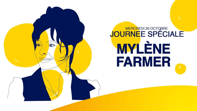 Mylène Farmer sur Océane