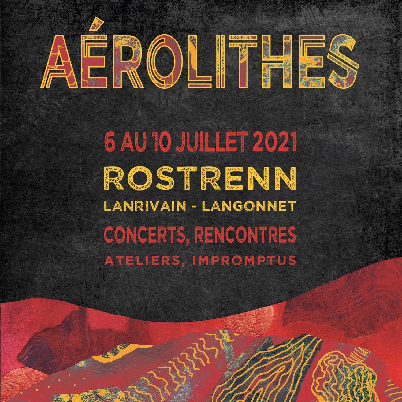 festival Aérolithes 2021