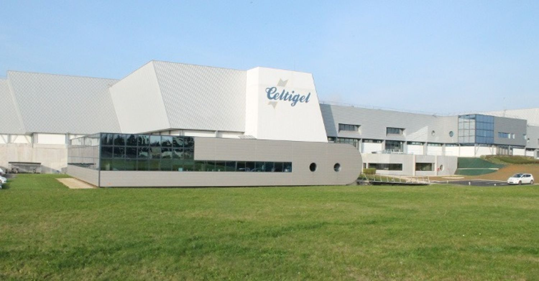 L'usine Celtigel.