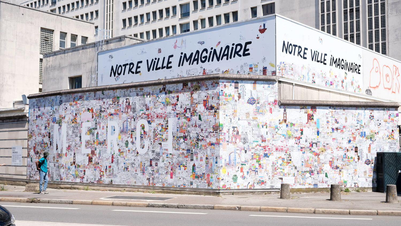 Fresque CHU Nantes