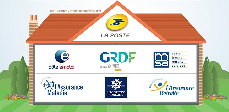 La Maison France Services.