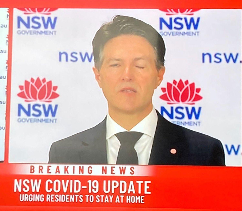 Ministre australien