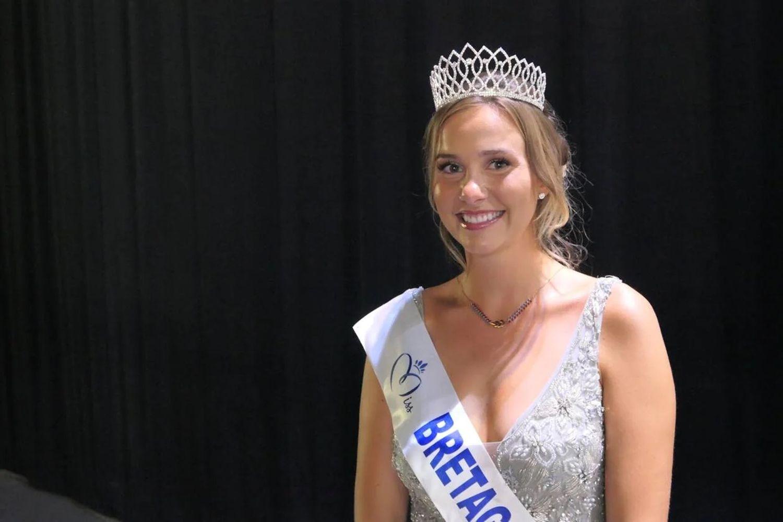 Sarah Conan est la nouvelle Miss Bretagne.