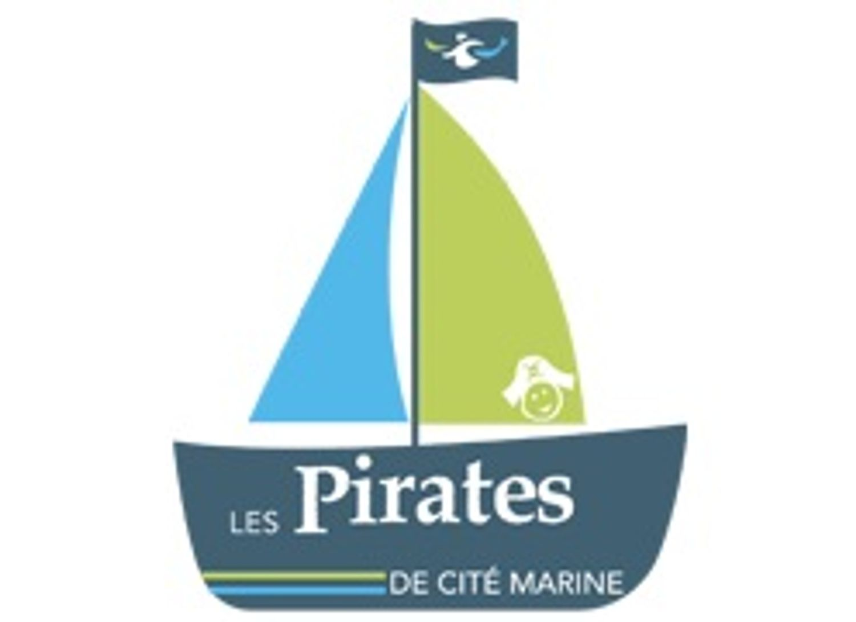 Le Logo de la crèche de Cité Marine.