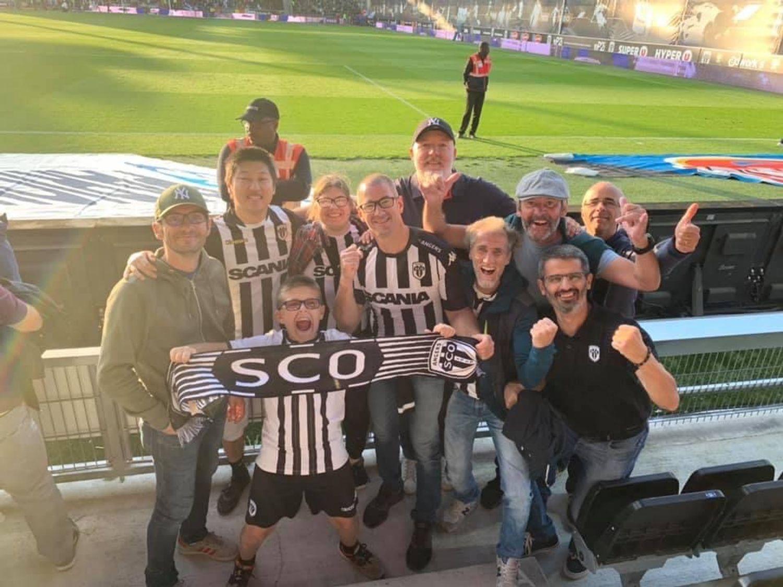 Les supporters sourds du SCO d'Angers