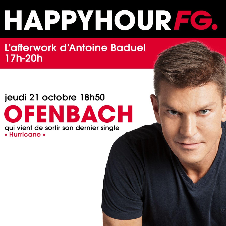 Ofenbach invité de l'Happy Hour FG ce soir !