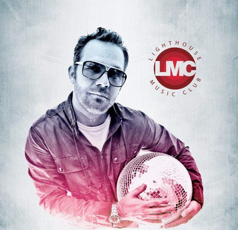 Ian Carey / Flyer LMC Club