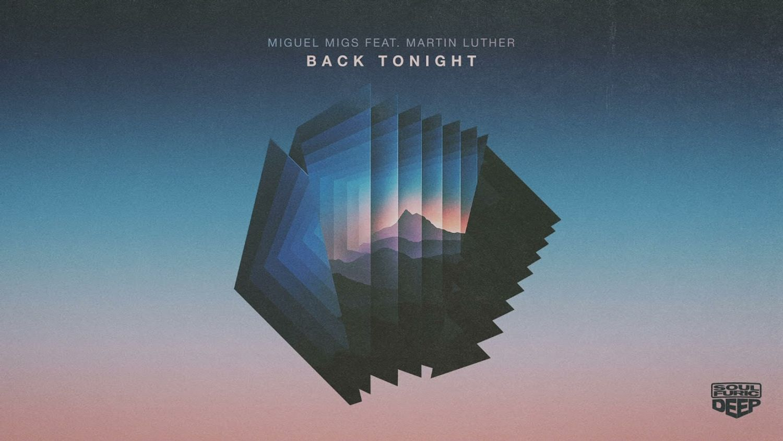 Aeroplane remixe Back Tonight de Miguel Migs