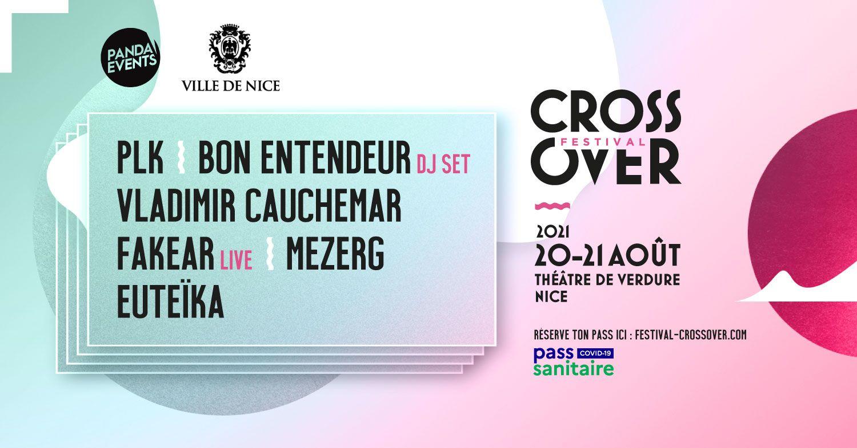 Ce week-end se tient le Crossover Festival