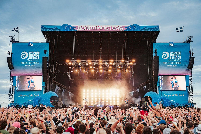 Le Festival Boardmasters 2021