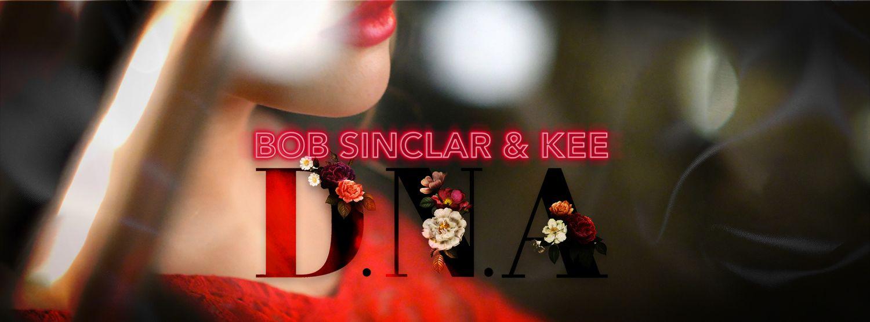Bob Sinclar sort son nouveau single D.N.A