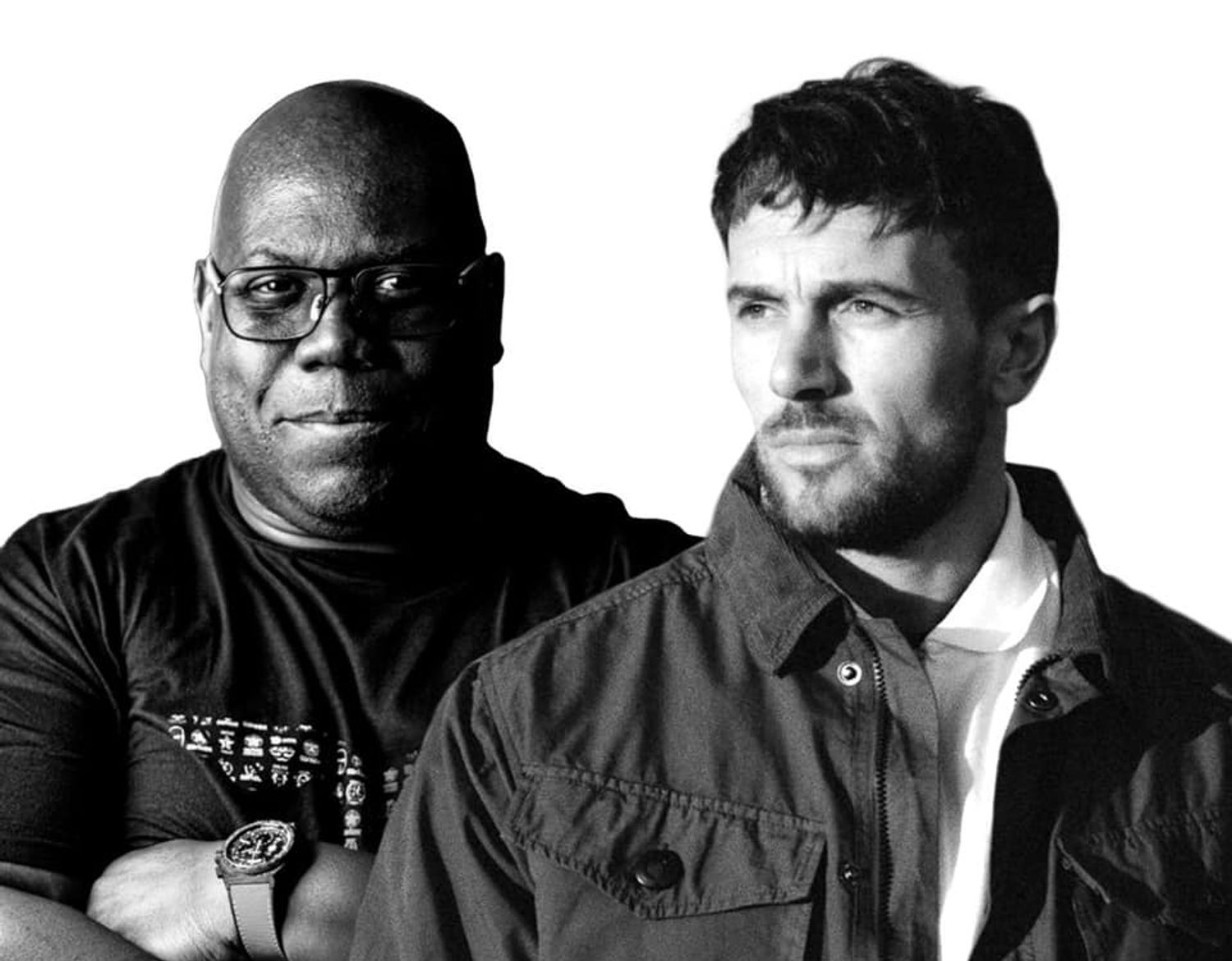 Carl Cox et Franky Wah - We Are One