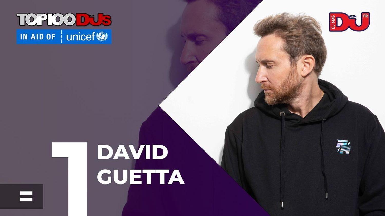 David Guetta numéro 1 du Top 100 DJs 2021