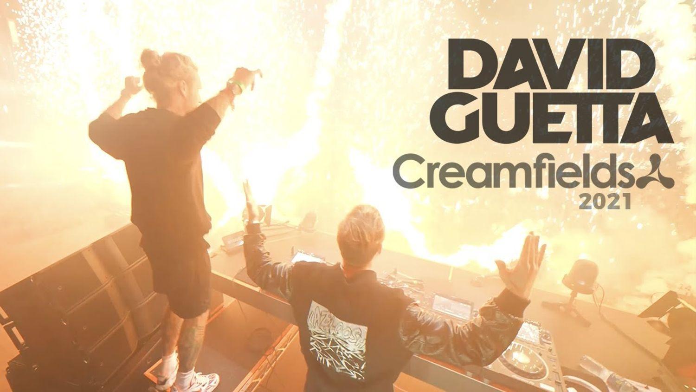 David Guetta - Creamfields 2021