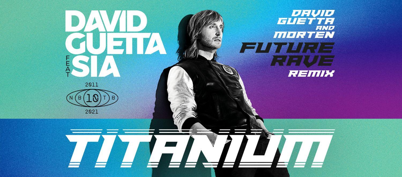David Guetta et Morten remixent Titanium