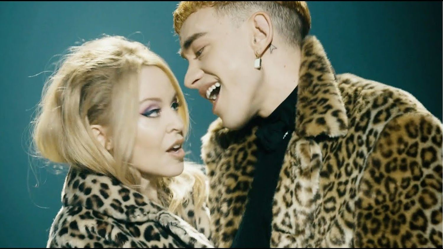 'A Second To Midnight' de Kylie Minogue et Years & Years