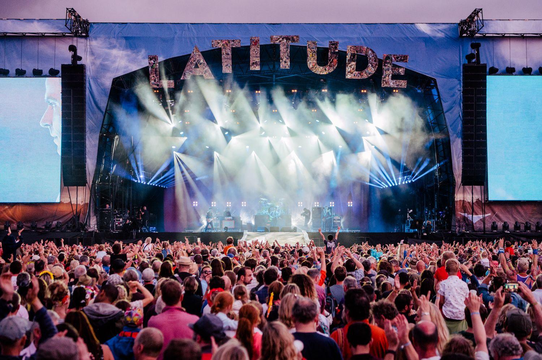 Latitude Festival en Grande-Bretagne
