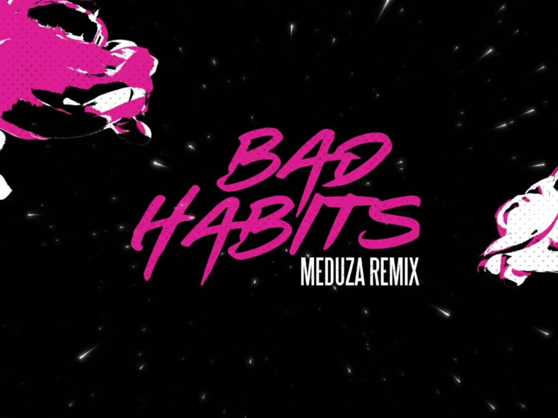 Meduza et JoelCorry dévoilent leurs remixes de 'Bad Habits' d'Ed...