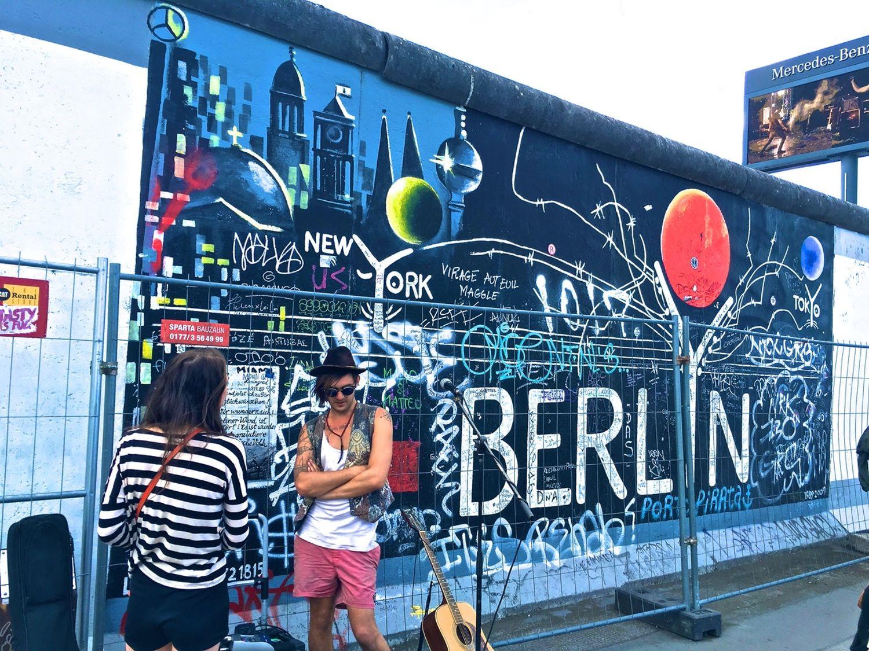 Concerts test ce week-end à Berlin