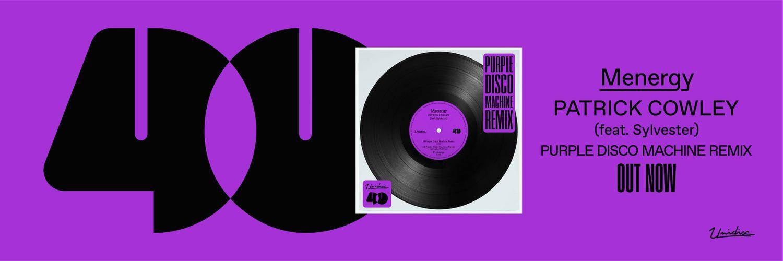 Purple Disco Machine - Remix Menergy