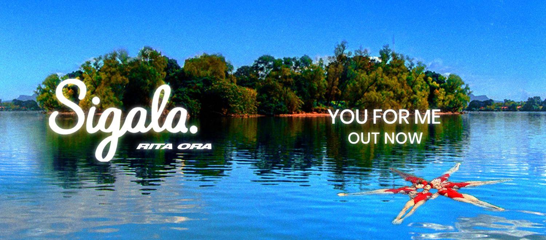Sigala et Rita Ora - You For Me