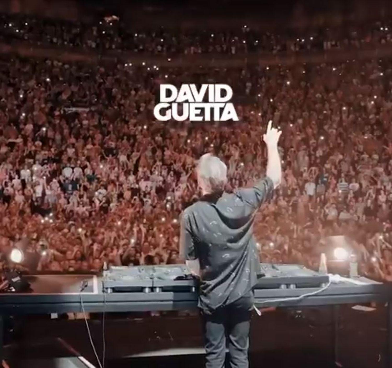David Guetta au Théâtre antique d'Orange
