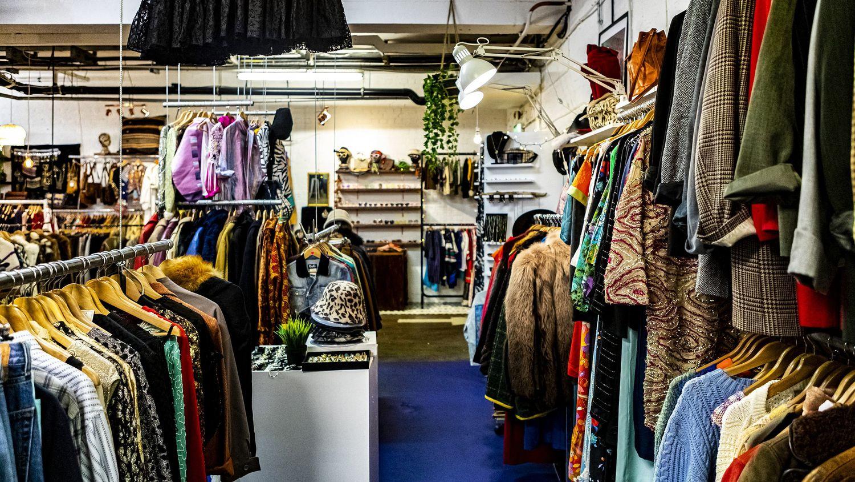 Les commerces d'habillement sont fermés depuis le week-end dernier.