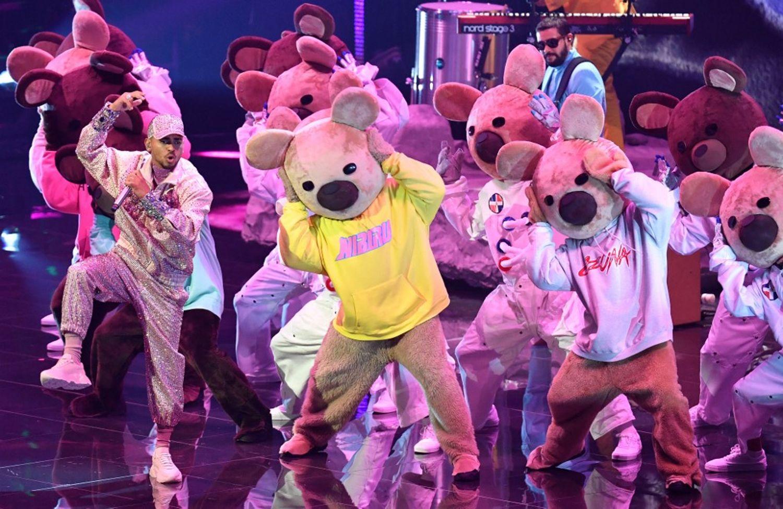 Ozuna aux MTV Video Music Awards