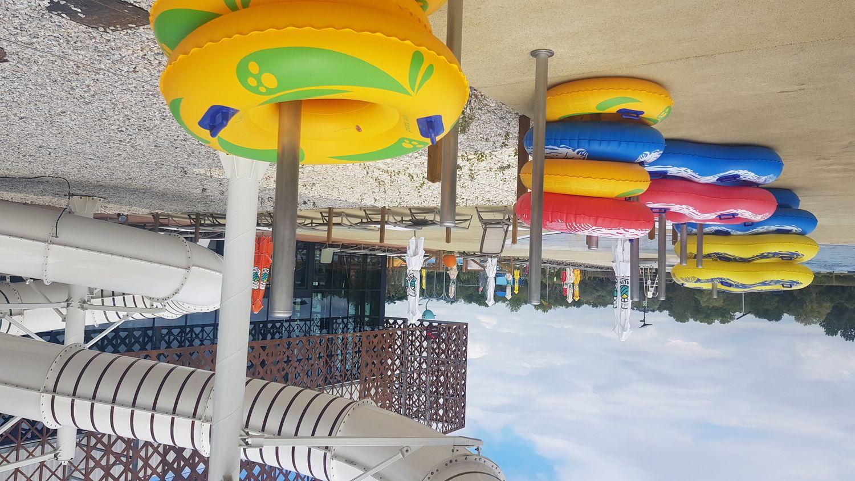 Calinésie Libourne centre aquatique