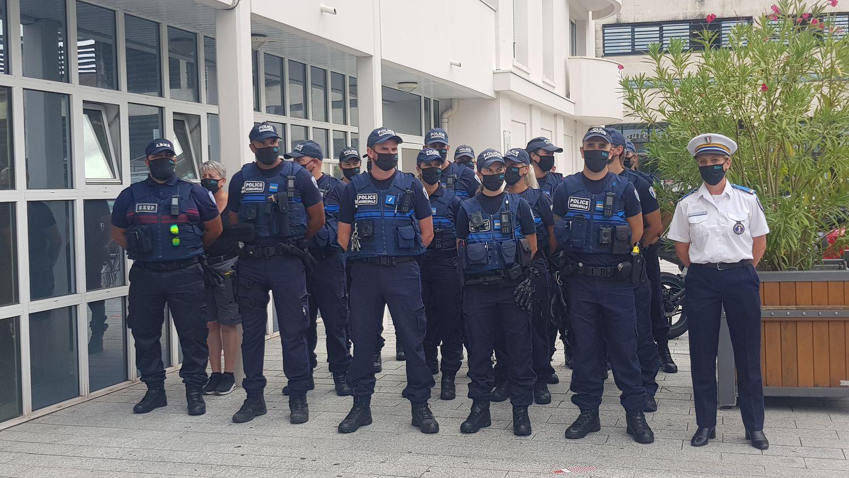 Police municipale Pessac