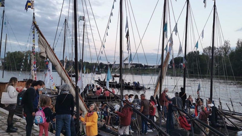 300 000 visiteurs pour la 10ème édition du Festival de Loire à Orléans