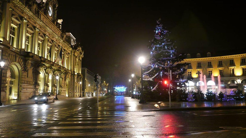 Le sapin de Noël sera installé place Jean-Jaurès à Tours.