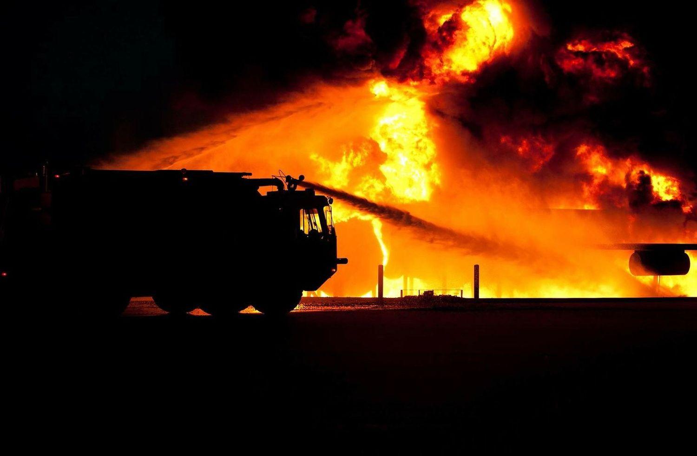 Une dizaine d'incendies ont été recensés dans le Saumurois depuis le printemps.