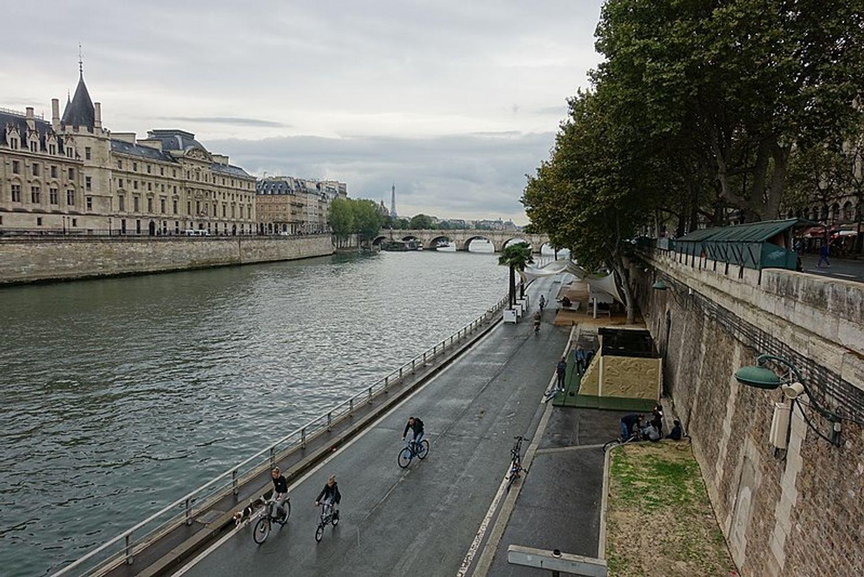 Piétonisation de Paris : visé par des menaces, David Belliard porte plainte
