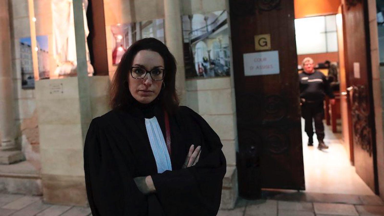 Maitre Sandra Chirac Kollarik, avocate d'une famille angevine