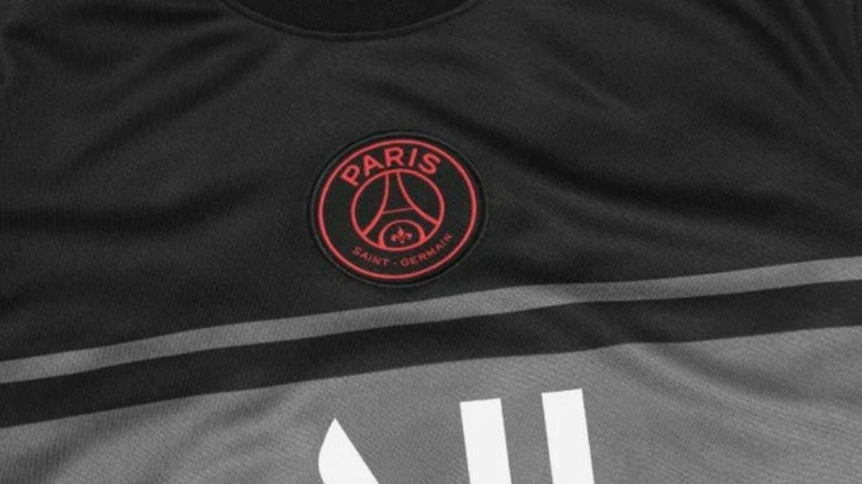 Le PSG dévoile son maillot « third »